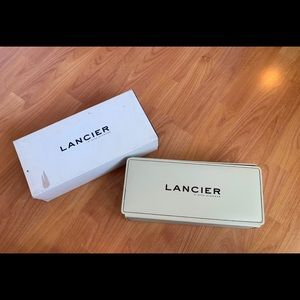 Vintage Lancier sunglasses case!